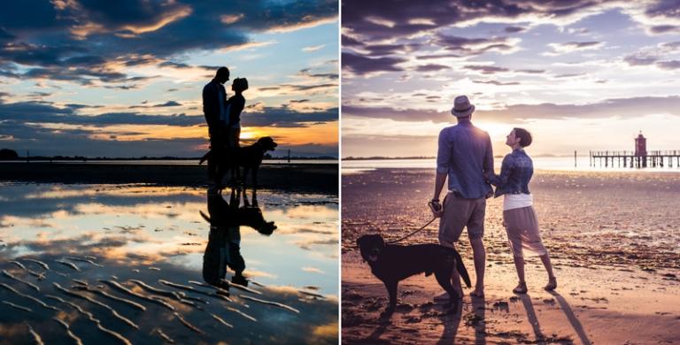 fotografo di matrimonio a Lignano Sabbiadoro sessione fidanzati prematrimonio prematrimoniale engagement a Lignano Sabbiadoro